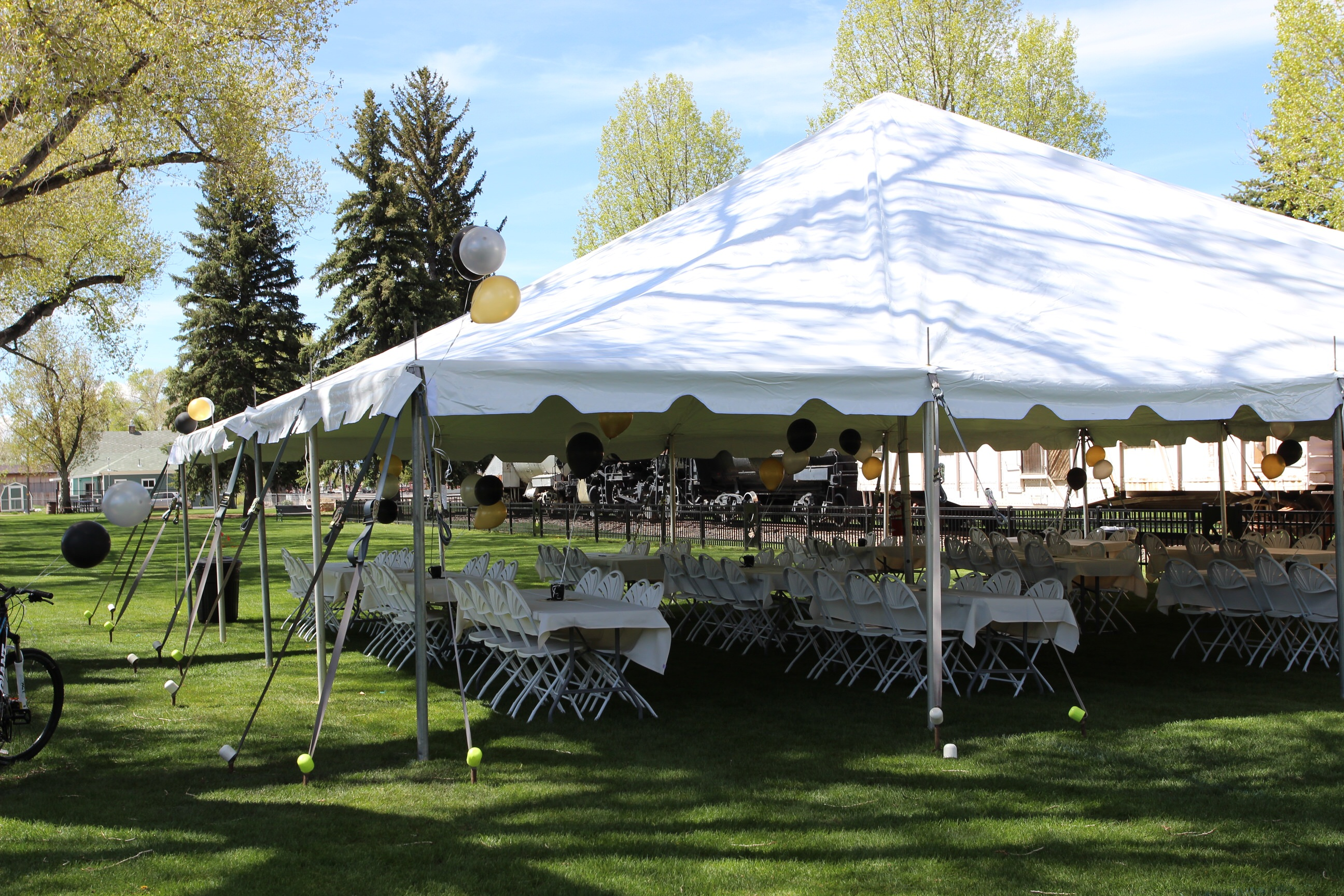 One part of planning a successful outdoor event is managing deadlines. And not just deadlines for save-the-dates invitations showers RSVPs meetings ... & When Should You Reserve Your Tent? | Wyoming Tent u0026 Event Supply